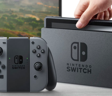 Nintendo NX postao je Nintendo Switch