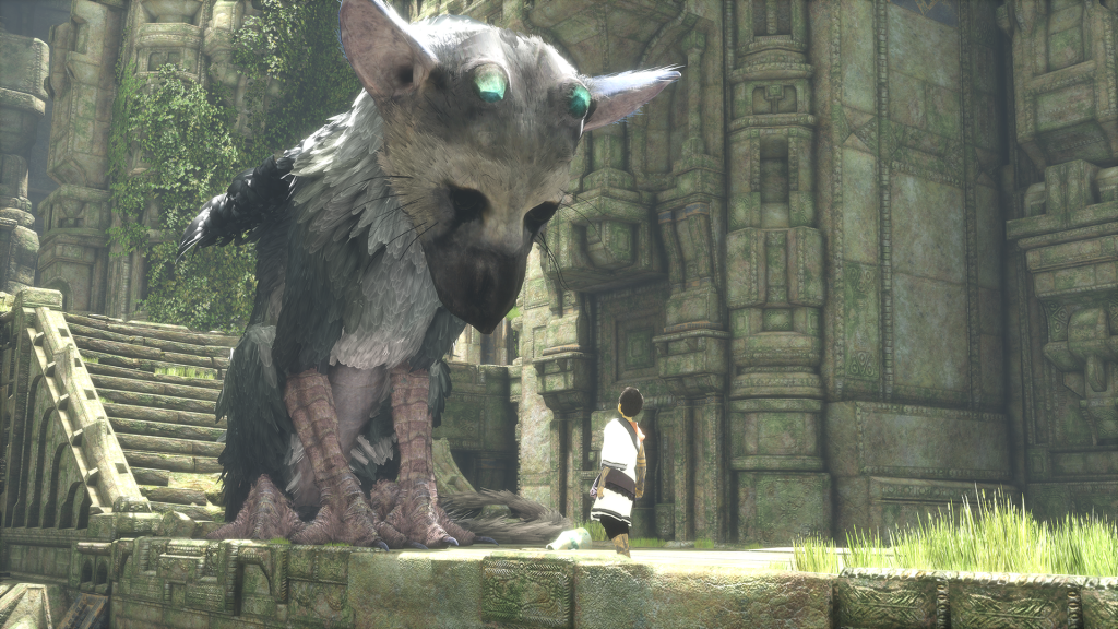 The Last Guardian – pogledajte prvih devet minuta