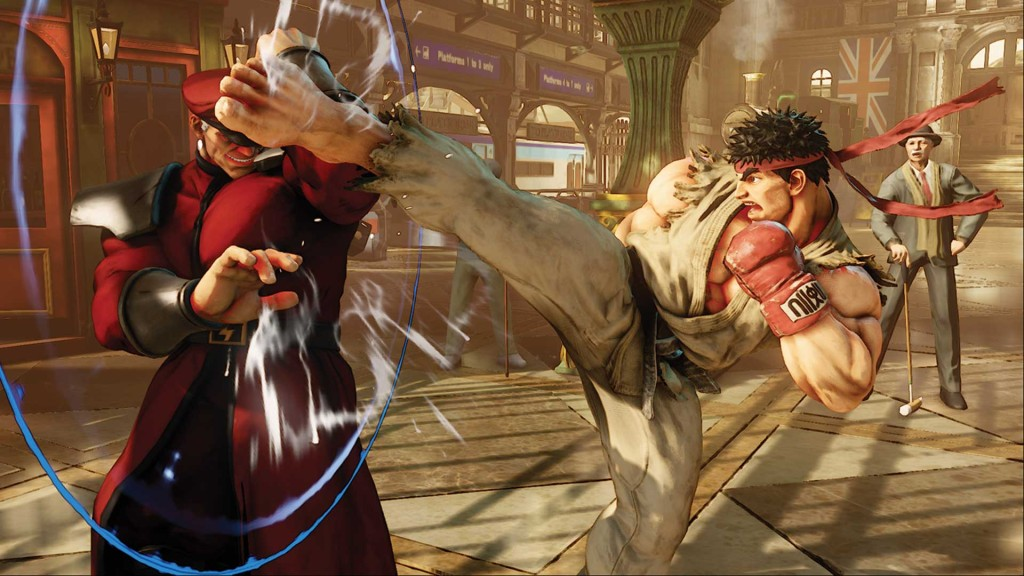 Capcom ne napušta Street Fighter V