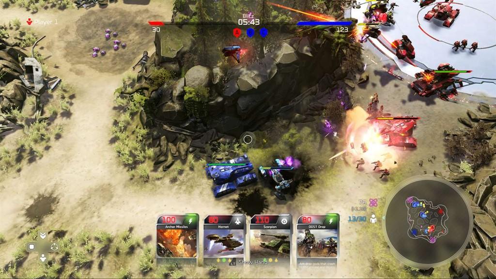 Halo Wars 2 multiplayer dostupan na PC-ju i Xboxu One