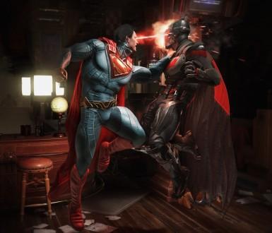 Injustice 2 dobiva online betu na PlayStationu 4 i Xboxu One