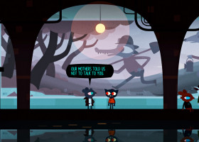 Night in the Woods dobio datum izlaska