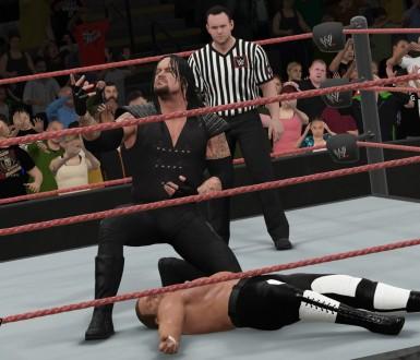 WWE 2K17 početkom veljače stiže na PC