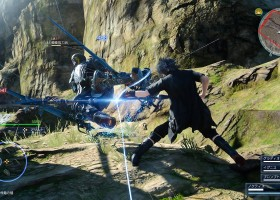 Final Fantasy XV dobio podršku za PS4 Pro