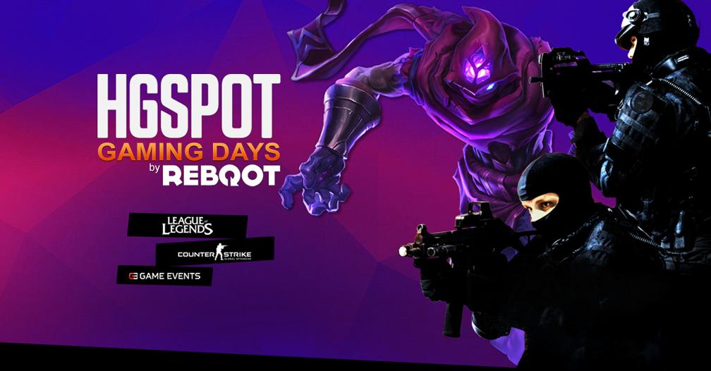 HGSPOT Gaming Days