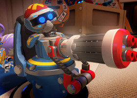 Besplatna igra Toy Wars stigla u Playroom VR