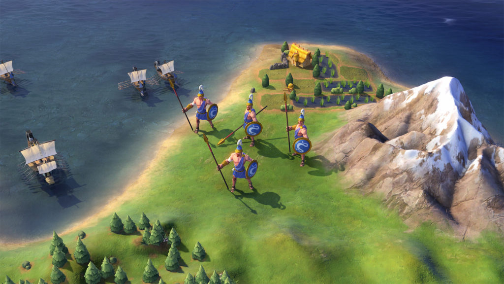 Aleksandar Veliki dolazi u Civilization VI