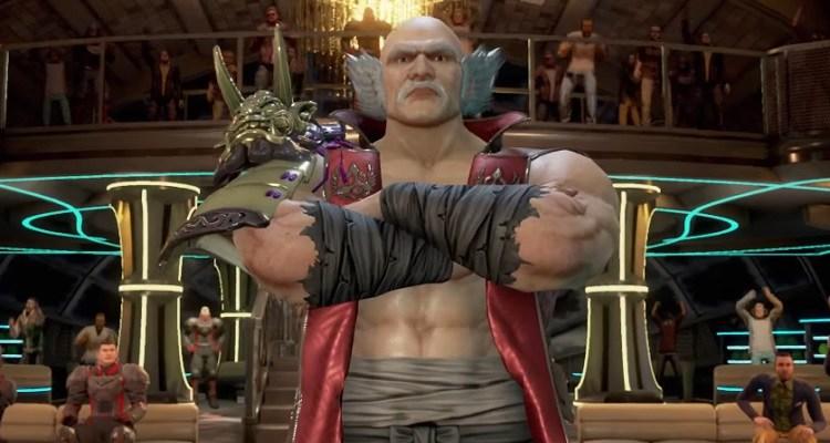 Ultimate Tekken Bowling