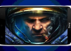 Starcraft mobile mmo rts