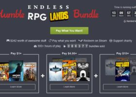 Humble Endless RPG Lands Bundle