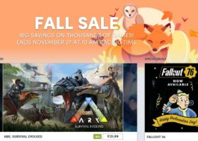 Humble Fall Sale
