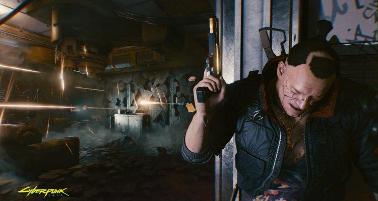 Cyberpunk 2077 - f1