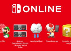 Nintendo Switch Online -f