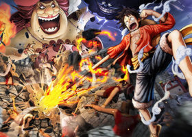 One Piece: Pirate Warriors 4 -f