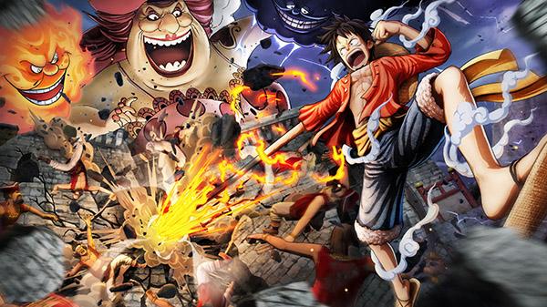 One Piece: Pirate Warriors 4 -f