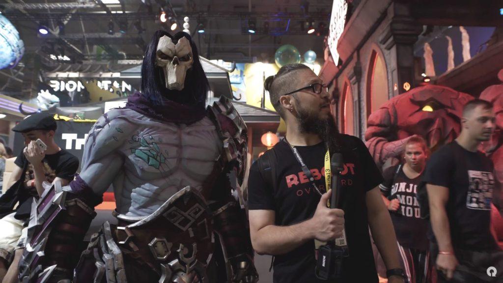 Reboot Live @ gamescom 2019