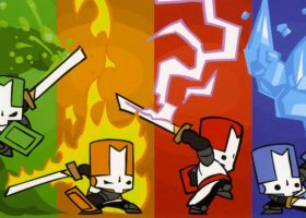 Castle Crashers -f