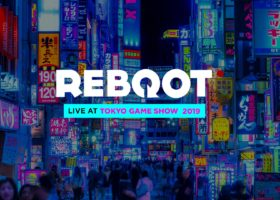 Reboot Live @ Tokyo Game Show 2019