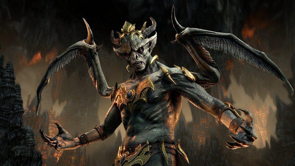 Vampiri će dolaziti u nekoliko oblika, kao primjerice ovaj Vampire Lord