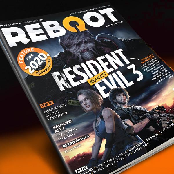 Reboot 67 u prodaji
