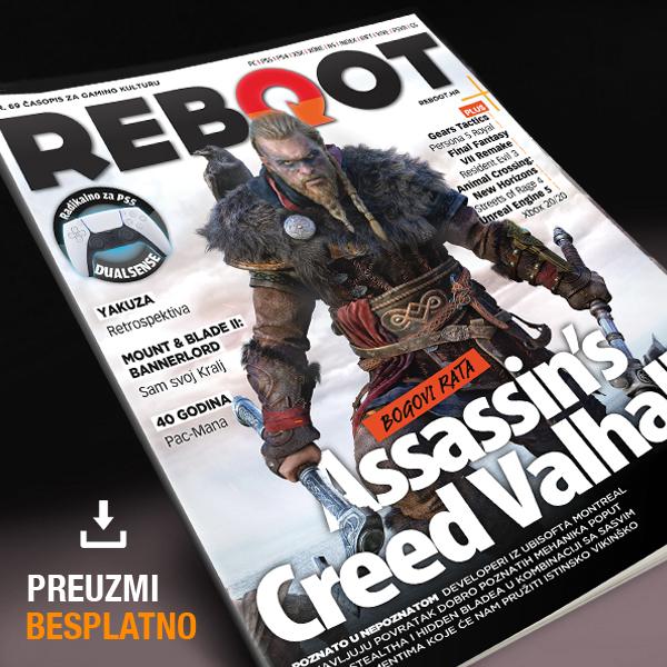 Reboot 69 u prodaji