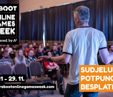 Reboot Online Games Week