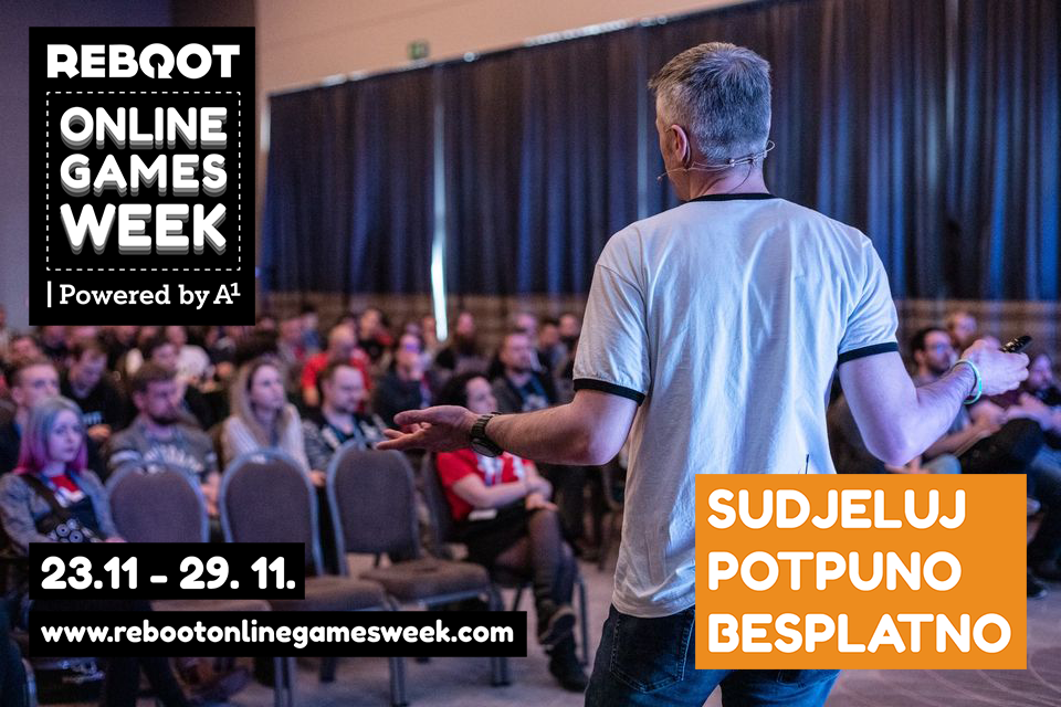 Reboot Online Games Week
