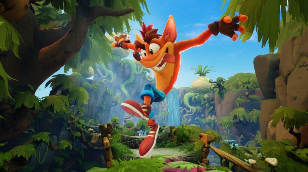 Crash Bandicoot: It's About Time!