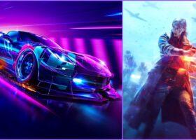 Need for Speed Battlefield