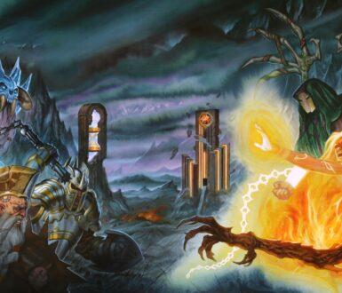 Primordials: Battle of Gods