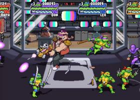 Teenage Mutant Ninja Turtles Shredder's Revenge