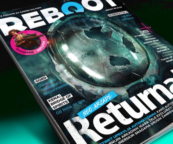 Reboot 75 u prodaji