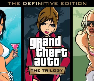 GTA: The Trilogy - The Definitive Edition