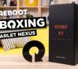 Što sve skriva Scarlet Nexus press kit - Reboot Unboxing